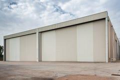 hangar Fotografia de Stock