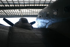 hangar Photos stock