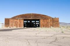 hangar Arkivfoton