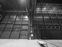 Hangar Bicocca in Milan Royalty Free Stock Image