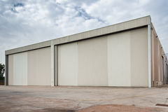 Hangar Stock Photography