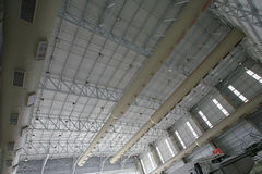 Hangar Royalty Free Stock Images