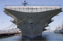 hangarfartyg Royaltyfria Bilder