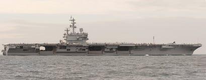 hangarfartyg Royaltyfria Foton
