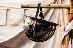 Hanged helm Stock Photography