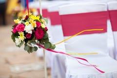 Hangende bloemen Stock Fotografie