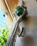 Hangende bloempot Royalty-vrije Stock Fotografie