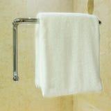 Hangende Handdoek Royalty-vrije Stock Fotografie