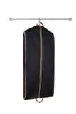 Hangende kledingstukzak Royalty-vrije Stock Fotografie