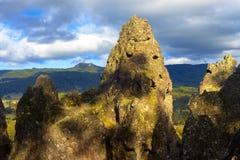 Hangende rots, Australië Royalty-vrije Stock Foto's
