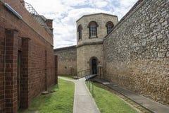 Hangende Toren, Adelaide Gaol, Adelaide, Zuid-Australië Royalty-vrije Stock Foto's