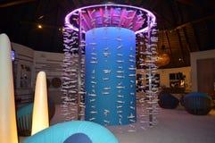 Hangende vissen Royalty-vrije Stock Afbeeldingen