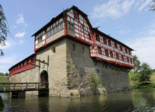 Hangenwil Castle, Switzerland Royalty Free Stock Image