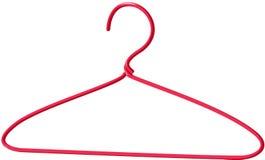 Hanger. Illustration of hanger on white Royalty Free Stock Photos