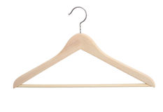 Hanger. On a white background Royalty Free Stock Images
