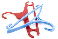 Hanger close up Royalty Free Stock Images
