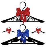 Hanger design Royalty Free Stock Image