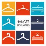 Hanger design Stock Photos