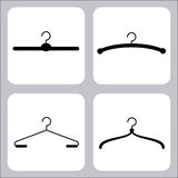 Hanger design Royalty Free Stock Photography