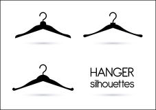 Hanger design Stock Photos
