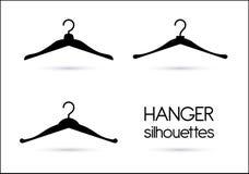 Hanger design. Over white background, vector illustration Stock Photos
