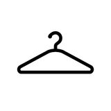 Hanger icon Royalty Free Stock Photography