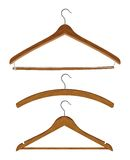 Hanger icons Royalty Free Stock Photos