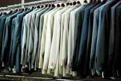 Hanger met kostuum Stock Fotografie