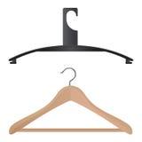 Hanger vector Stock Images