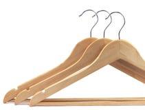 Hangers Stock Afbeelding