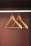 Hangers Royalty-vrije Stock Fotografie