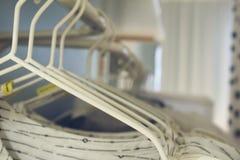 hangers photos stock