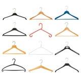 Hangers Stock Photo