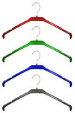 Hangers Royalty Free Stock Photos