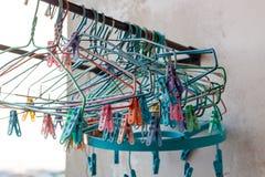Hangers Stock Image