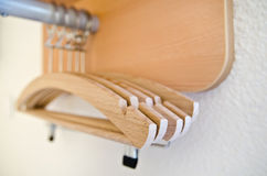 Hangers Stock Photography