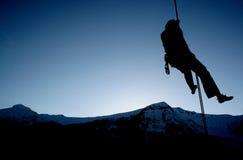 Hangin hacia fuera. Foto de archivo libre de regalías