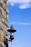 Hanging arabic lamp Stock Image