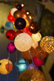 Hanging Ball Decoration royalty free stock image