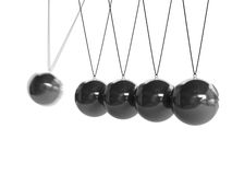 Hanging balls toy Stock Photos