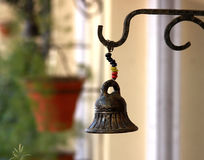 Hanging bell Stock Photos