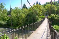 Free Hanging Bridge Royalty Free Stock Photography - 60408647