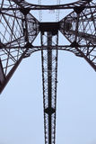 Hanging Bridge of Vizcaya Royalty Free Stock Photography