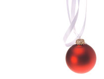 Hanging christmas ornament 3 Stock Images