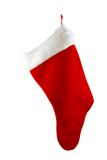 Hanging Christmas Stocking Stock Images