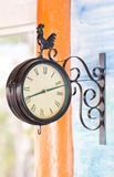 Hanging Clock. Stock Images