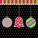 Hanging decorations Royalty Free Stock Photo