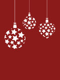 Hanging decorations Stock Photography