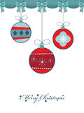 Hanging decorations Stock Images