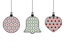 Hanging decorations Royalty Free Stock Image